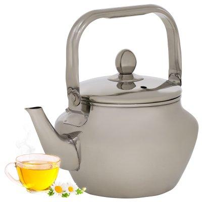 إبريق شاي استيل بيد 1.5 لتر السيف غاليري
