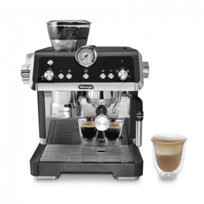 ديلونجي ماكينة تحضير قهوة لا سبشياليستا  بمضخة إسبرسو أسود