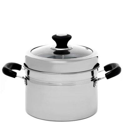 السيف قدر طبخ بخاري استيل 20 سم