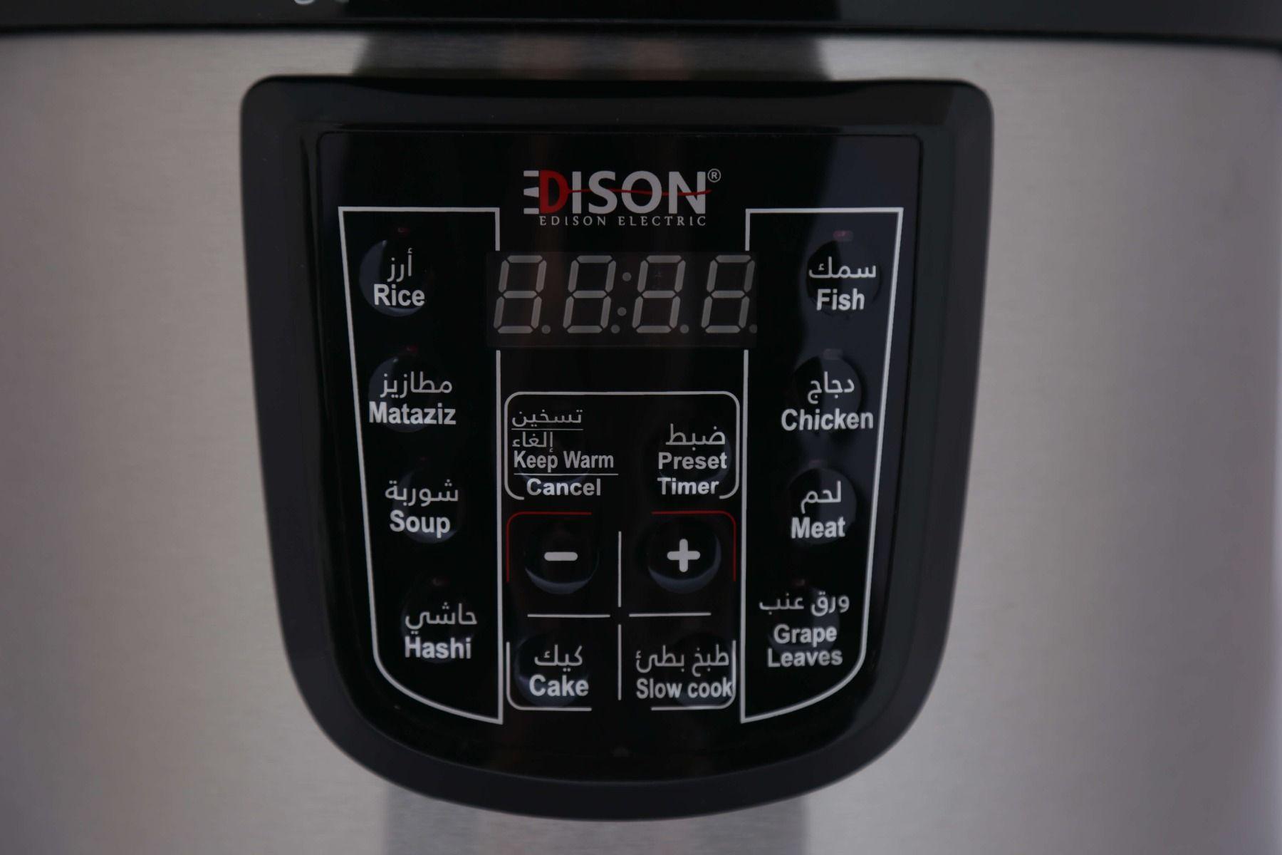 Edison-pot